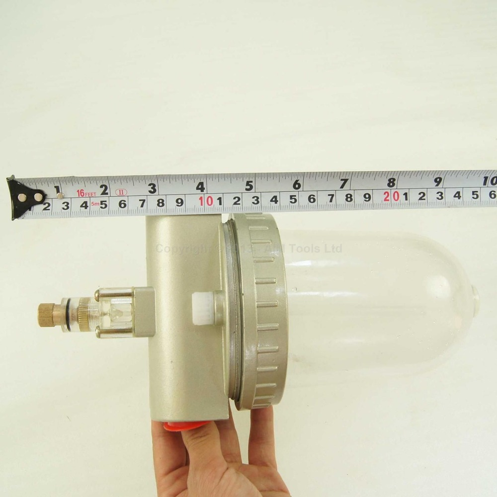 Large Volume Compressor Air Line Water Trap QIU-20 стоимость