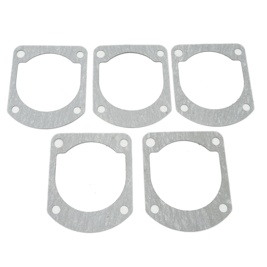 5PCS Cylinder Head Gasket Papers Fits Husqvarna 61 66 162 266 268 272 Chainsaw Replacement Parts 50mm cylinder piston gasket kit fits husqvarna 268 268k oem 503 61 10 71