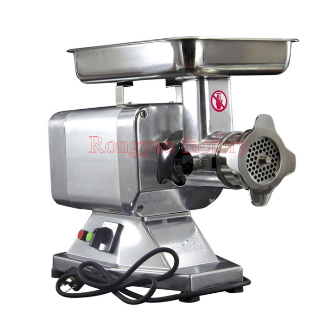 ryhm22 commercial meat grinder electric meat grinder food machinery equipment efficient automatic