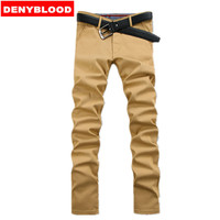2015 High Quality Men S Twill Pants Mens Pants Casual Fashion Chinos 5 Colors Mens Casual
