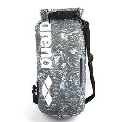 10L Outdoor River Trekking Bag Waterproof Dry Backpack Water Swimming Drifting Kayaking Air Bags Travel Storage Camouflage Bag