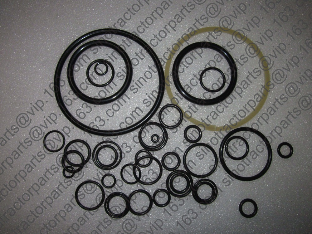 Foton LOVOL FT304, 354 tractor parts, the O seals set for the hydrauli lift