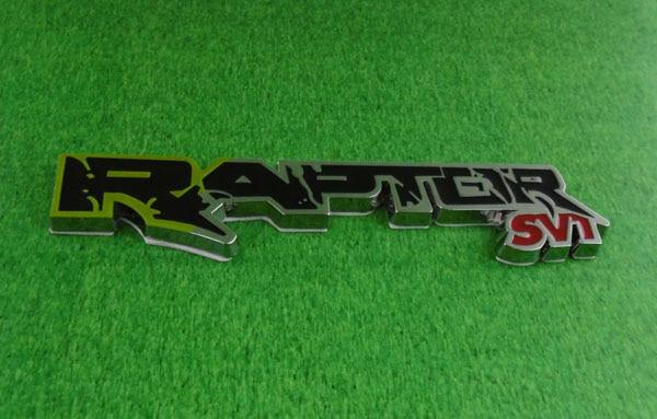Авто хром Раптор СВТ на f150 XLT на Т6 ВИЛДТРЭК эмблема знак стикер