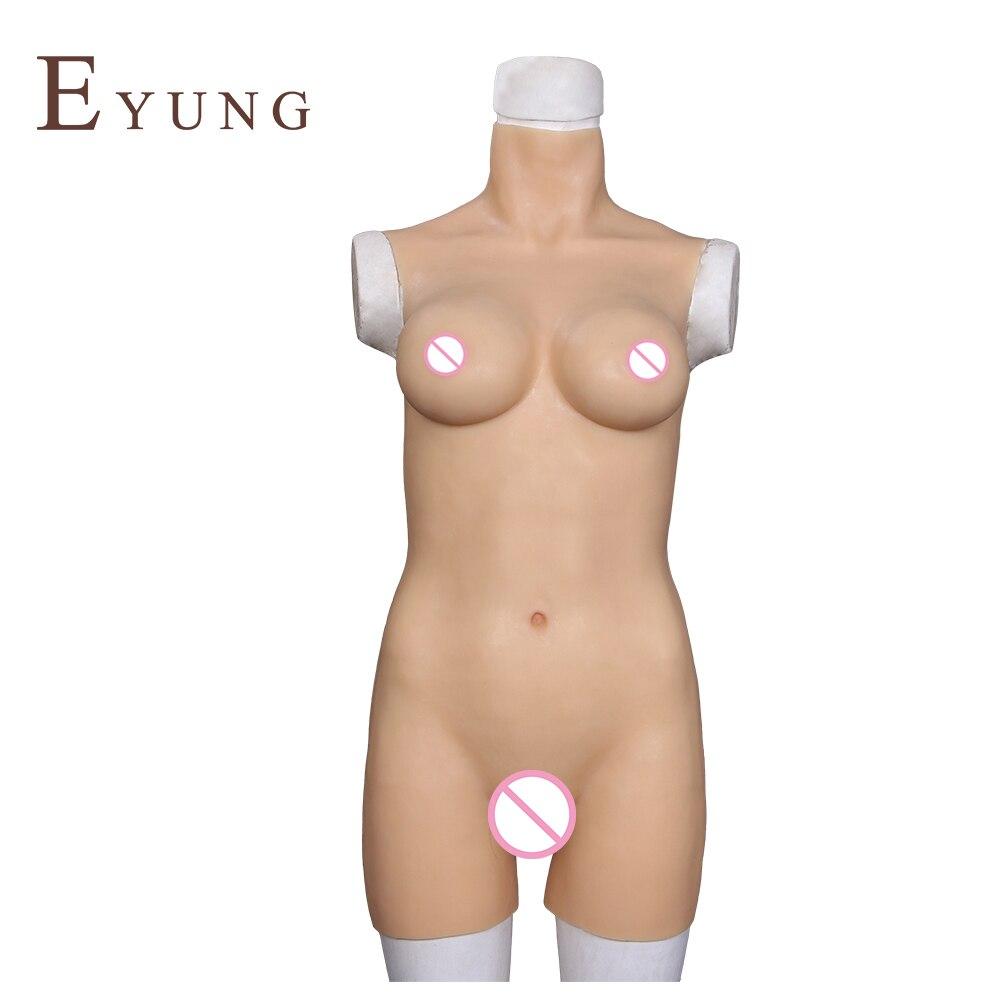 YR-B3-S / L Silikon Buatan Payudara Borang untuk crossdresser - Penjagaan kesihatan - Foto 3