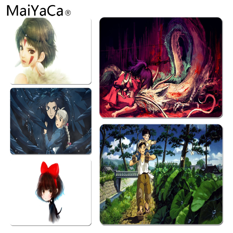 MaiYaCa Vintage Cool Cute Office Mice Gamer Soft Mouse Pad Size for 180x220x2mm and 250x290x2mm Rubber Mousemats
