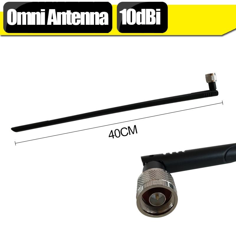10dBi GSM 2G 3G 4G Antenn Trådlös inuti mobiltelefon Omnidirektionell antenn Inomhus Omni-antenn för signalförstärkarrepeater