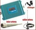 Модель CDMA 980 Вт/10 М Кабель + Антенны, функция ЖК-дисплей CDMA 850 МГц телефон усилитель сигнала 850 МГц CDMA репитер усилитель сигнала