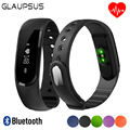 GLAUPSUS ID101 HR Smart Bracelet Monitor ID101 Anti Lost Rem Inder SmartBand Fitness Tracker Heart Rate Monitor Smart Wristband
