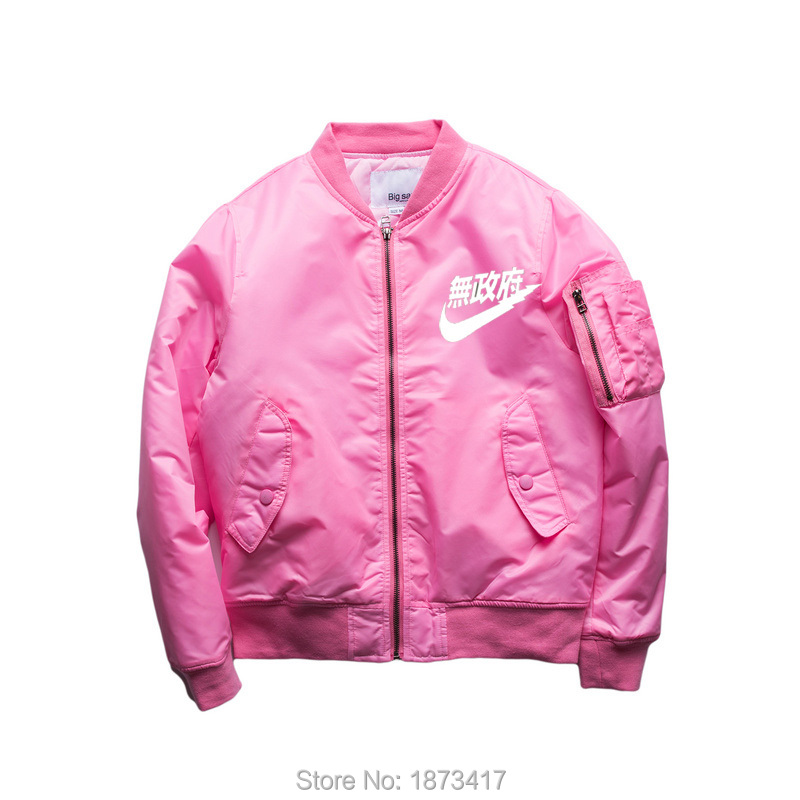 Ma1-Bomber-Jacket-2016-winter-Kanye-West-Yeezus-Tour-Pilot-Anarchy-Outerwear-Men-pink-Kanji-Japanese (1)