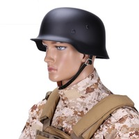 M35 Safety Helmet WW2 World German Steel Helmet Field operations Tactical helmet Motorcycle Safety Cap