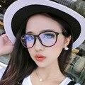 2017 Nueva Moda Retro Estilo de la Superestrella de Aleación De Gafas de Marco Hombres Mujeres Oculos Montura de Gafas Anteojos Ópticos Gafas de Equipo