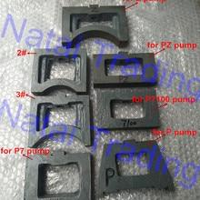 Блок дизельного насоса колодки для common rail испытательный стенд Z, P, PZ, P7, P7100 насос испытательный инструмент запасные части насоса ремонтный инструмент