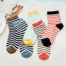 Venda hot spring e summer meias de moda doce doces das mulheres novas  marinha Tarja Vento 5726f5250a2