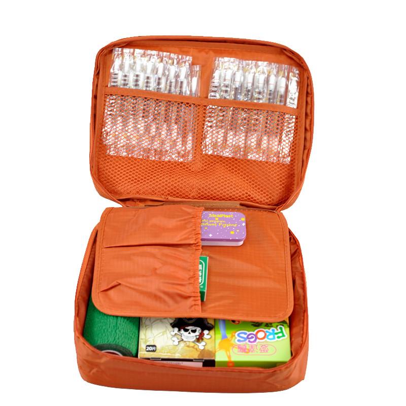 Бесплатная доставка оранжевая дорожная аптечка первой помощи