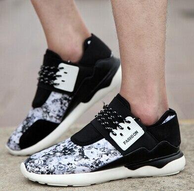 e74501cad The new Y3 men s shoes Y 3 QASA High darth vader Ninja shoes lovers ...