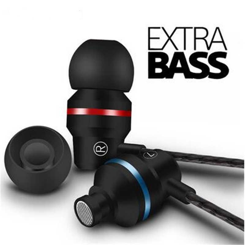Typ C przewodowe słuchawki Super Bass Stereo muzyka HIFI sportowe zestaw słuchawkowy z mikrofonem Bass do Xiaomi Huawei Samsung słuchawki