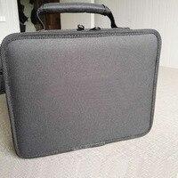 Spacious Handle Portable Multi Function Handheld Tool Bag Three Layers Of Raw Materials Waterproof Design Tool
