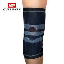 c2adb547a4 1pcs Sport Knee Pads Running Leg warmers Basketball Soccer Weightlifting  Squat Patella Guard Knee Support Brace