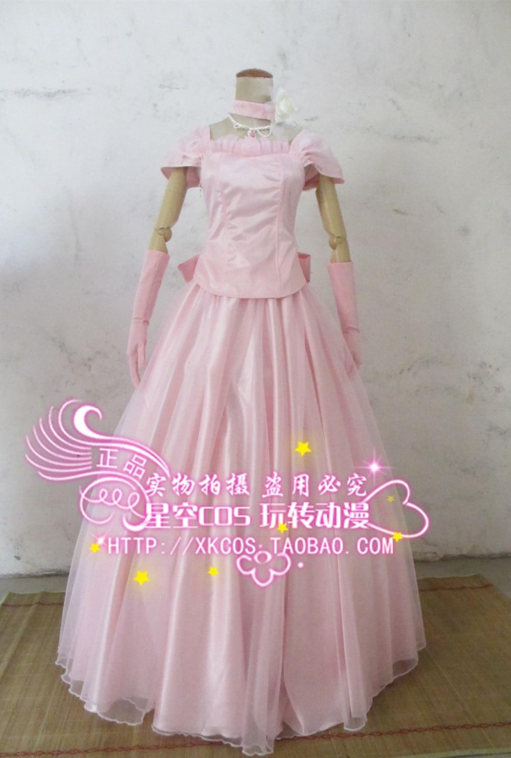 2016 Love Stage!! Izumi Sena MV Wedding dress with necklace Cosplay ...