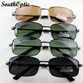 2015 gafas de sol hombres moda UV400 HD polarizadas borde completo conducción pesca al aire libre gafas de sol para hombre con caja de la caja 8938