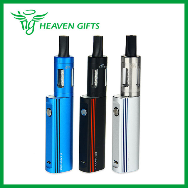 Original Innokin Endura T22 Kit with 2000mAh in-built battery and 4ml Prism Tank with coil Innokin Vape Pen 14W for Beginners