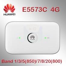 Разблокированный huawei e5573 4g ключ 4g wifi роутер E5573cs-322 4g mifi Мобильная точка доступа беспроводной e5573s роутер wifi 4g слот для sim-карты