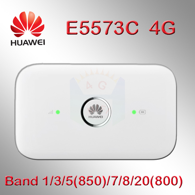 Débloqué Huawei e5573 4g dongle 4g wifi routeur E5573cs-322 4g mifi Mobile Hotspot Sans Fil e5573s routeur wifi 4g sim fente pour carte