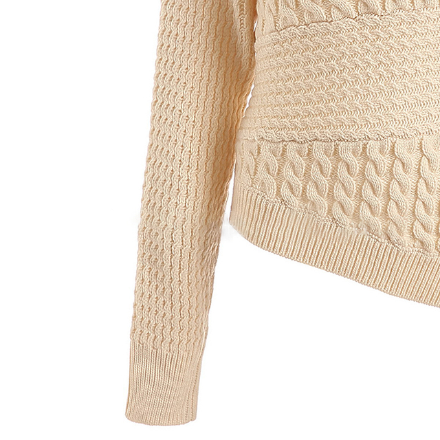 One Shoulder Sweater - 3 Sizes 5