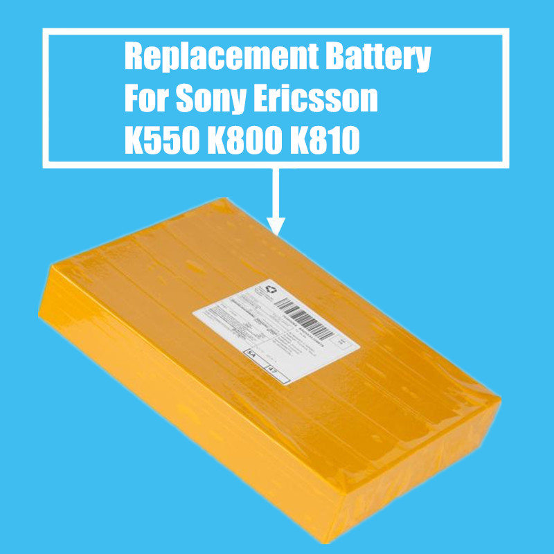 10Pcs/Pack 950mah Replacement Battery For <font><b>Sony</b></font> <font><b>Ericsson</b></font> K530 K550 <font><b>K550I</b></font> K630 K660I K790 K790I K800 K800I K810I K810 High Quality image