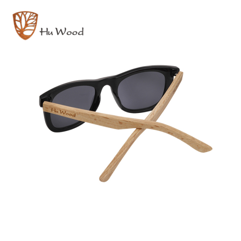HU WOOD Brand Design Children Sunglasses Multi-color Frame Wooden Sunglasses for Child Boys Girls Kids Sunglasses Wood GR1001 Islamabad