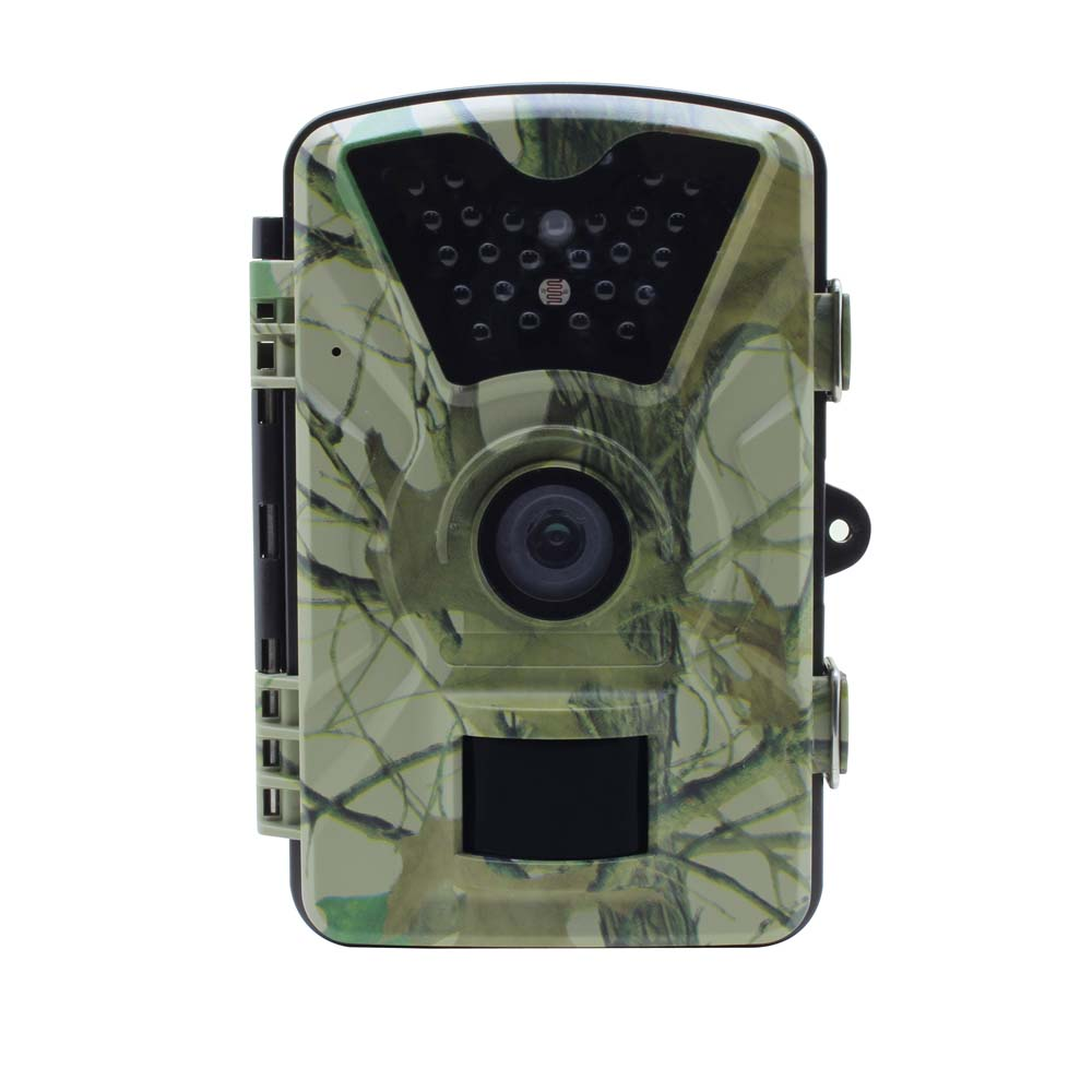 12MP 1080P HD Game Trail Hunting Camera IP66 Waterproof Infrared Night Vision 24pcs 940nm Black IR LEDs Scouting Hunter Cam 12mp hd 1080p black ir game hunting scouting camera ip66 super long detection range up to 75ft 2 0 lcd ir game hunter cam