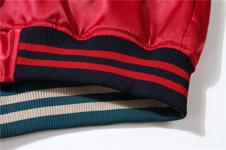 Aolamegs Japan Yokosuka Embroidery Jacket Men Women Fashion Vintage Baseball Uniform Both Sides Wear Kanye West Bomber Jackets (2)