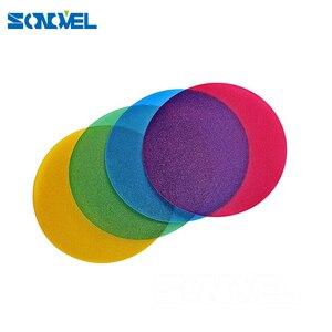 Image 3 - Godox Ad S11 Witstro Flash Speedlite accessoires Godox Ad200 Ad180 Ad360 AD360IIFilter avec pour couleur (rouge, bleu, vert, jaune)