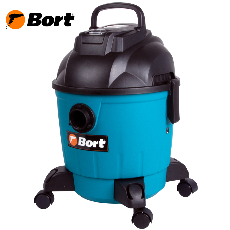 Vacuum cleaner for dry and wet cleaning Bort BSS-1218 vacuum cleaner for dry and wet cleaning bort bss 1630 premium