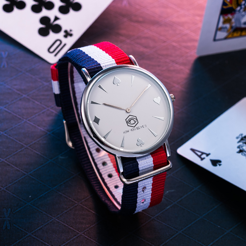 Now you see me 2 Hollywood Movie quartz waterproof watch For daniel wellington DW style in Action Toy Figures from Toys Hobbies