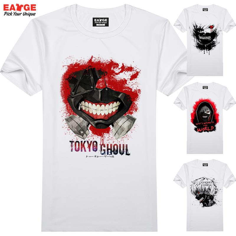 Japanese Anime Tokyo Ghoul T Shirt Anime Crazy Store