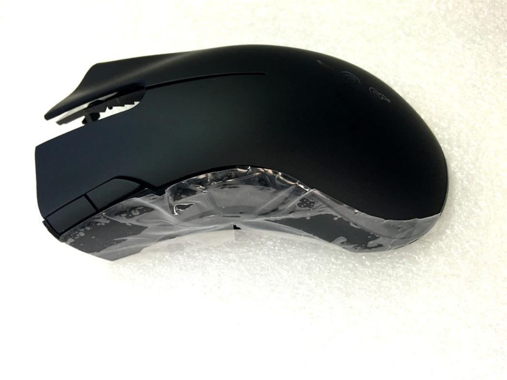 Original New Mouse Top Shell Mouse Case For Razer Mamba 2012 4G Mouse With Side Sweat Resistant Pads