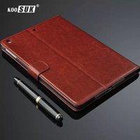 High Quality Leather Cover For Apple Ipad 5 Air Case Luxury Wallets Flip Leather Case With