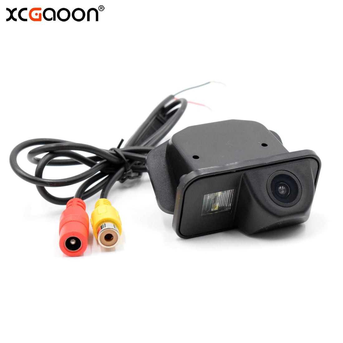 XCGaoon CCD Night Vision Waterproof Special Car Rear View Camera For <font><b>Toyota</b></font> Corolla Auris Avensis T25 <font><b>T27</b></font> Vehicle Reverse Camera image