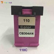 1Pcs For HP110 Ink Cartridge HP 110 Color Photosmart A310 A311 A314 A316 A320 A516 A526 A612 A617 A618