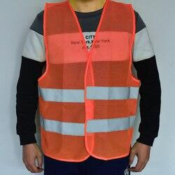 FGHGF Sichtbarkeit Sicherheit Sicherheit Weste Jacke Reflektierende Streifen Arbeit Tragen Uniformen Kleidung Sicherheit Kleidung Sicherheitsbekleidung