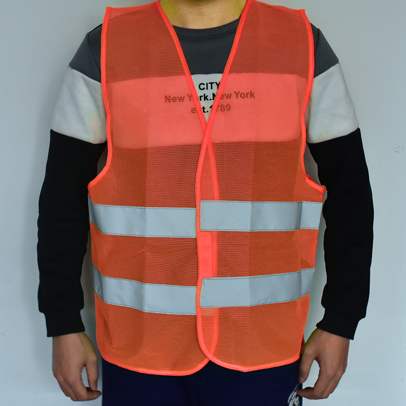 FGHGF Visibility Security Safety Vest Jacket Reflective Strips Work Wear Uniforms Clothing Safety Clothing Sicherheitsbekleidung
