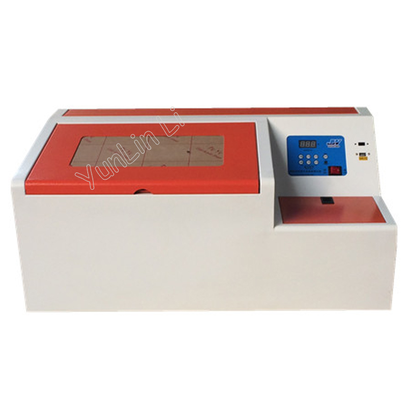 40W Laser Engraving Machine 300x200mm  CNC Laser Engraver  Laser Wood Router  With USB laser head owx8060 owy8075 onp8170