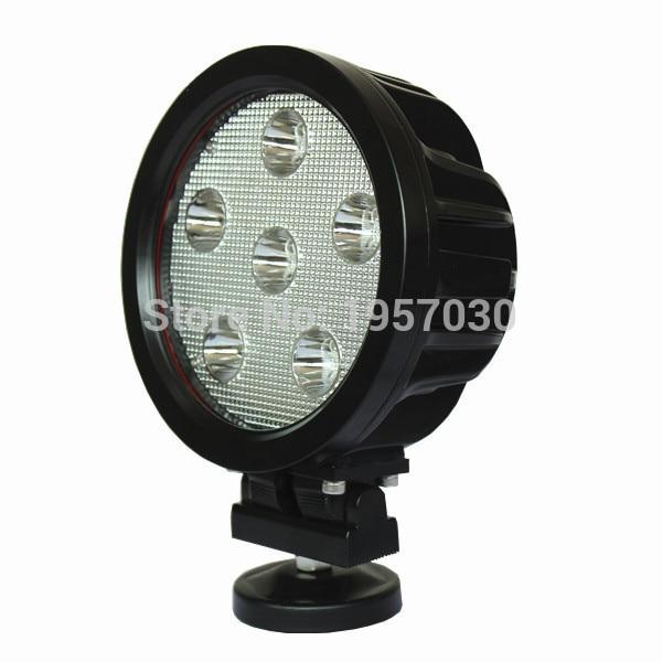 LED 60W round led work light 4x4 accessory rc truck mini  car light