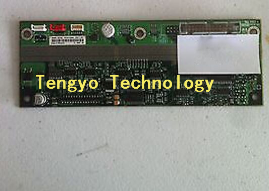 все цены на  Free shipping Q1251-60252 C6090-60041 for HP DesignJet 5000 5100 5500 Ink supply station (ISS) PC board Original used  онлайн