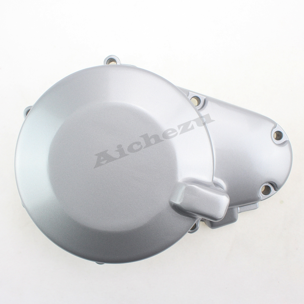 ACZ Motorcycle Left Side Engine Starter Cover Stator Crankcase Cover Guard For Kawasaki ZZR400 ZZR600 ZX600