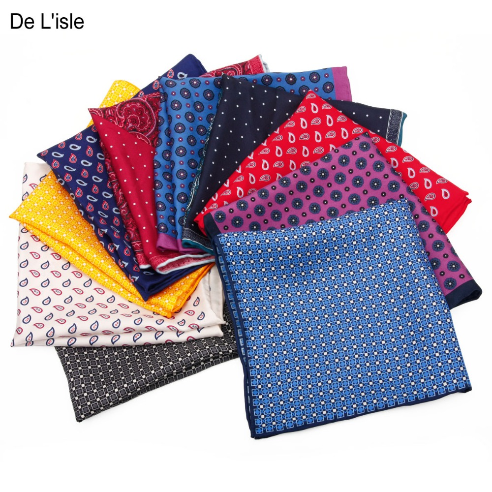 2019 New Collection 100% Natural Silk Hand Roll Handkerchief Luxury Pocket Square