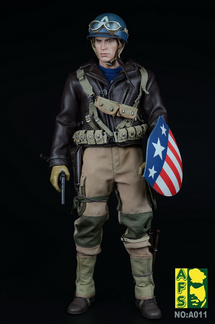 1:6 scale figure doll Captain America Steven Steve Rogers Chris Evans 12 Action figure doll Collectible model toy No box the avengers civil war captain america shield 1 1 1 1 cosplay captain america steve rogers abs model adult shield replica