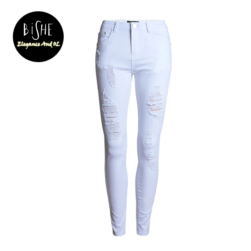 Online Get Cheap White Jeans Women -Aliexpress.com | Alibaba Group
