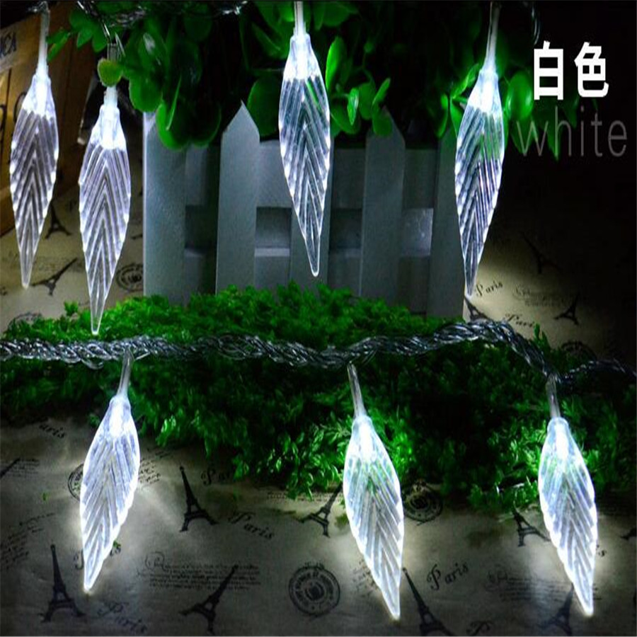 Aliexpress.com : Buy 10M 80 LED Tree Leaves LED Lamp String Lights  Decorative lights for bedroom Wedding party Garland Curtain Home decoration  from Reliable ...